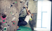 One or Five Days of Indoor Climbing, Bouldering Class, or Afterschool Club at Boulders Climbing Gym (Up to 76% Off)
