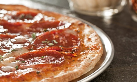 Brick Oven Pizza at Antonio's Pizzeria & Wine Bar (50% Off). Two Options Available.