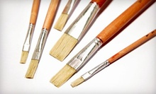 Art Supplies or Custom Framing at Lake View Art Supply (Up to 56% Off)