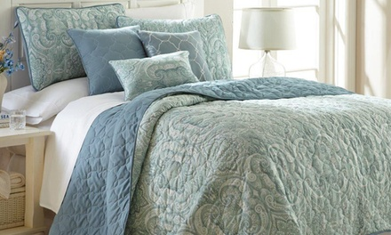 6-Piece Reversible Quilt Sets from $49.99–$54.99
