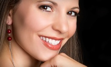 30- or 60-Minute Organic, In-Office Laser Teeth Whitening at My Texas Smile (Up to 65% Off)