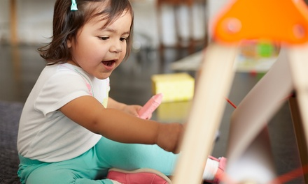 Three Weeks of Preschool Childcare from Foundations Progressive Learning Center (55% Off)