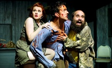 """Evil Dead The Musical 4D"" for One or Two at the V Theater (Up to 57% Off)"