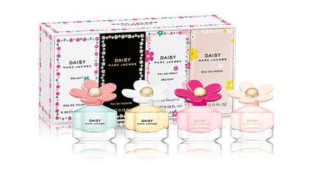 Marc Jacobs Daisy Women's 4-Piece Mini Fragrance Set