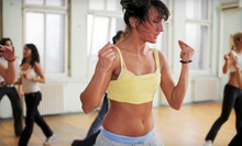 10 or 20 Zumba Classes at 4 Steps 2 Fitness (Up to 82% Off)