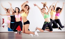 10 or 20 Zumba Classes from Vanessa Cerez (Up to 65% Off)