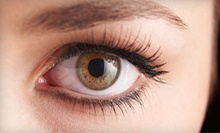 Permanent Brow Makeup or Eyeliner on Upper Lids, Lower Lids, or Both at Allure Cosmetics in Vancouver (Up to 67% Off)