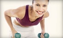 One- or Three-Month Membership to The Fitness Club (Up to 72% Off)