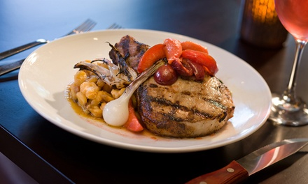 Seasonal New American Cuisine for Two or More at Nubar (42% Off)