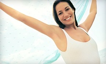 Six Laser Hair-Removal Treatments for a Small, Medium, or Large Area at Hair to Bare (Up to 85% Off) 