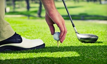 $59 for Golf for Two with Cart Rental and Range Balls at Pajaro Valley Golf Club in Royal Oaks (Up to $156 Value)