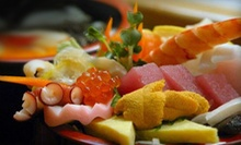 $10 for $20 Worth of Asian Fusion Cuisine at Rice: Asian Fusion Cuisine and Sushi Bar