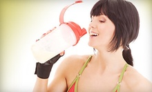 $15 for $30 Worth of Nutritional Supplements at Nutrishop 