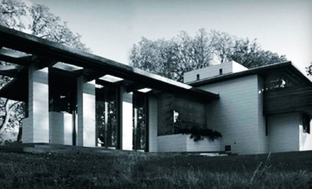 Frank Lloyd Wright  Gordon House Tour for Two or Four (Up to 55% Off)