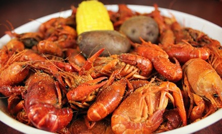 Three Pounds of Crawfish or One Entry to the Crawfish Boil on Saturday, May 18 from Jubilee Joe&#x27;s (Up to 47% Off)