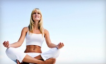 10, 20, or 30 Classes at Yoga Yoga (Up to 84% Off)