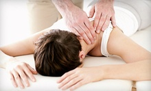 One or Three 60-Minute Massages, Consultation, Exam, and X-Rays at Widenbaum Chiropractic (Up to 92% Off)