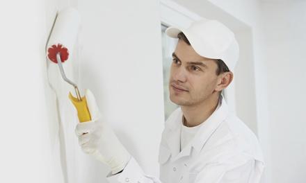 Myriams Gest: serviço de pintura de interiores com tinta branca desde 179€ ou com tinta de cor desde 219€