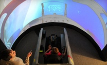 30-Minute Flight-Simulator Experience for One, Two, or Four at Aviation Xtreme (Up to 57% Off)