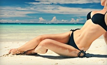 $18 for Two Spray Tans at Miles Salon and Spray Tanning (Up to $36 Value)
