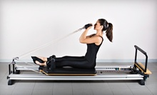 10 or 20 Mat Classes, or Two or Four Private Reformer Classes at Flying Squirrel Pilates (Up to 65% Off)
