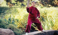 Three or Five Tai Chi Classes at Acupuncture of Greater Hartford and Springfield (Up to 70% Off)