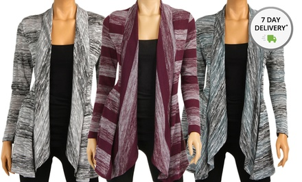 Women's Draped Cardigans. Multiple Colors Available. Free Returns.