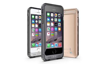PRESS PLAY Switch Apple-Certified Battery Case for iPhone 5/5s or 6 from $29.99–$39.99