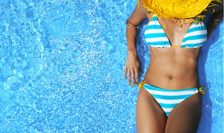 $49 for a Brazilian Wax or Sugaring Treatment at Spa Réveil ($70 Value)