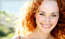 Dental Checkup with Optional Zoom! Whitening or Porcelain Crown at Progressive Dental Professionals (Up to 79% Off)
