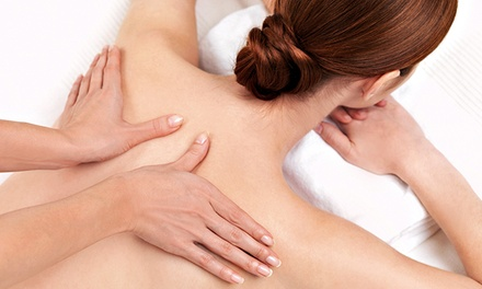 $29 for a 60-Minute Massage at The Wax and Relax Studio ($60 Value)
