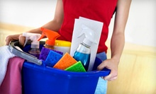One, Two, or Three Three-Hour Housecleanings from Inner Space Eco-Services (Up to 54% Off)