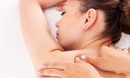 $43 for One 90-Minute Moisture-Intensive Massage at Angel Among You Massage & Wellness Spa ($95 Value)