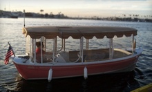 $69 for Two-Hour Electric-Boat Rental from Pelican Joe's Bay Boat Rentals ($170 Value)