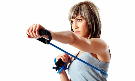 10 Classes or One Month of Unlimited TRX Classes at Figures (Up to 68% Off)