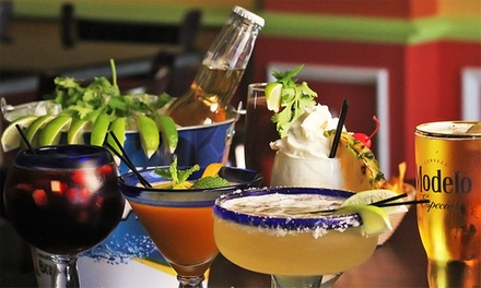 Authentic Mexican Food for Two or Four or More, or Lunch at Riviera Maya (Up to 51% Off)