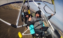 $99 for a Gift of Flight Certificate for Ultralight Hanglider Skyride from Adventure At Altitude ($225 Value)