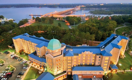 Stay with $15 Daily Dining Credit at Marriott Shoals Hotel & Spa in Florence, AL