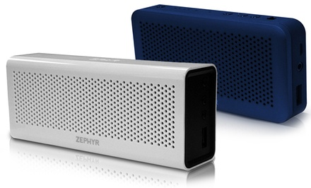 Braven Zephyr Portable Bluetooth Speaker with Backup Battery