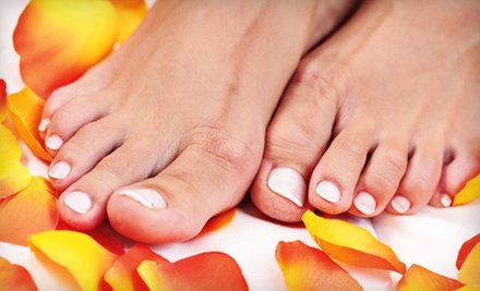 Laser Nail-Fungus Treatment for One or Both Feet or Hands at Omega Podiatry (Up to 80% Off)