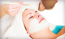 One or Three Anti-Aging, Deep Pore-Cleansing, or European Facials at Ahh Spa (Up to 74% Off)