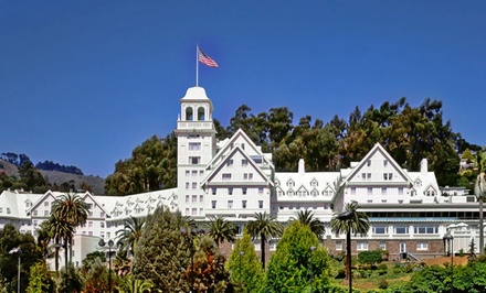 Groupon Deal: 1-Night Stay for up to Two Adults with Resort Fee at The Claremont Hotel & Spa in Berkeley, CA. Up to Two Kids Stay Free