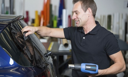 Tinting for Two or Five Car Windows at Rio Rancho Glass and Tint (Up to 55% Off)