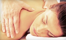 60-Minute Massage with Option for Strawberries or 60-Minute Hot-Stone Massage at EB3 Therapeutic Massage (Up to 59% Off)