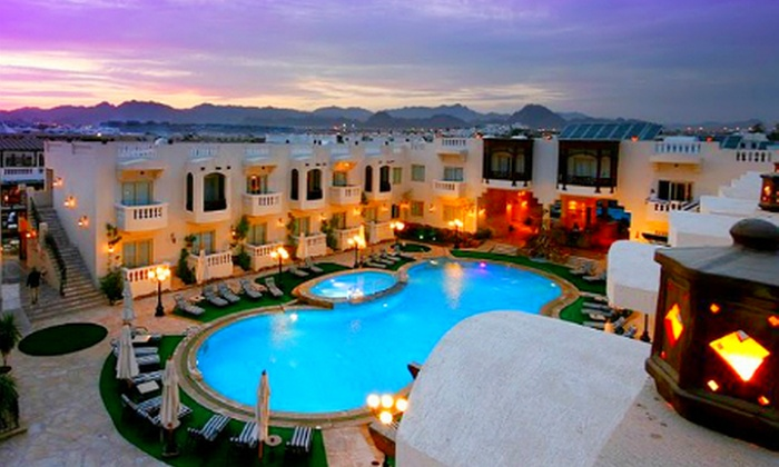 Sharm Tourism Bureau - Sharm Tourism Bureau: Sharm El Sheikh: 5 or 7 Night All-Inclusive Stay For Two With Transfers and Tours from £149 (Excl. Visa)