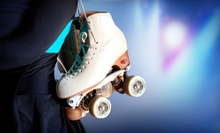 Roller Skating with Skate Rentals for Two, Four, or Six at Glenwood Roller Rink (Up to 60% Off)