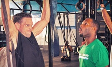 $49 for One Month of Unlimited CrossFit Classes at CrossFit Miami Beach ($205 Value)