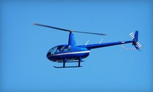 Discovery Flight for One, or Lake Norman Tour for One, Two, or Three at Queen City Helicopter Corp. (Up to 62% Off)