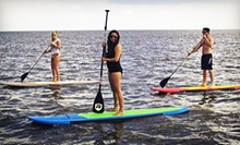 $85 for a St. Simons Island Paddleboarding Tour for Two from SSI SUP ($170 Value)