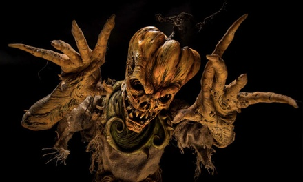 2, 4, or 10 Groupons, Each Good for Admission to Fright Nights at the South Florida Fairgrounds (Up to 50% Off)